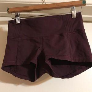 Lululemon shorts 6 NWOT